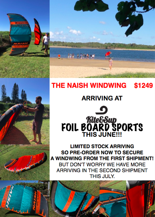 THE NAISH WIND WING!